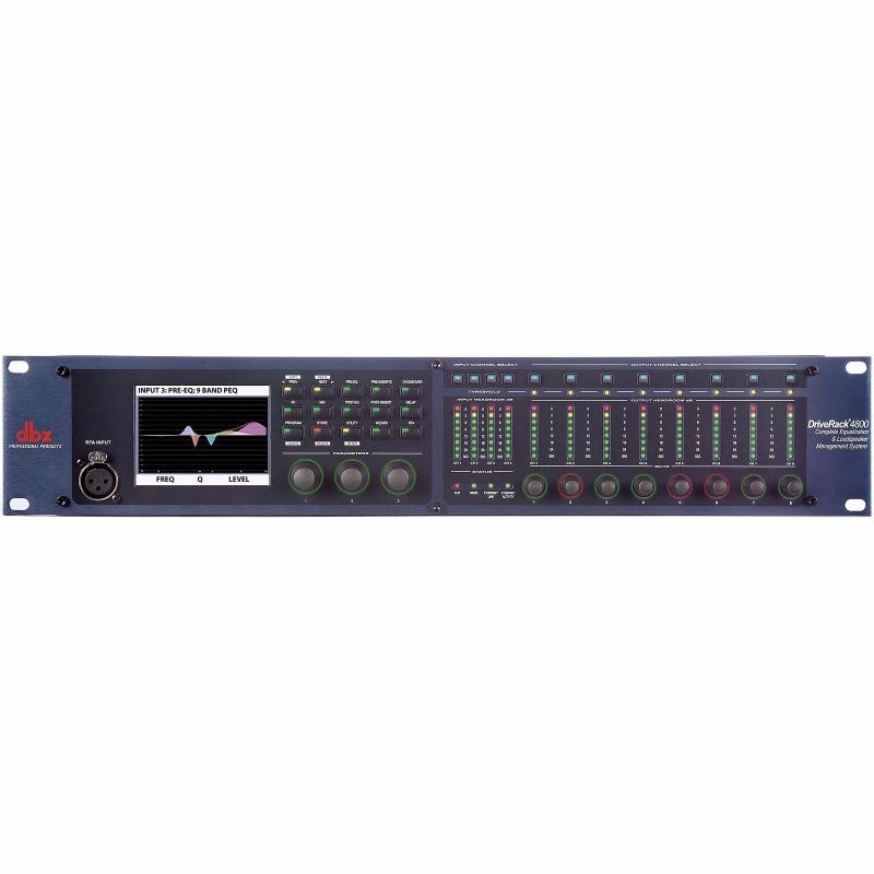 Processori - D.I.Box - Aste Microfoniche